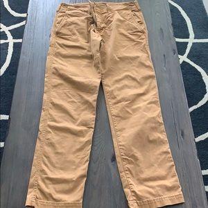 American Eagle Flexfit Khaki Pants